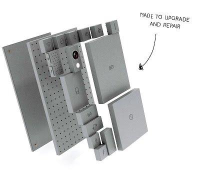 Phonebloks, el smartphone que se monta por piezas a lo Lego. ¿Lo apoyamos?