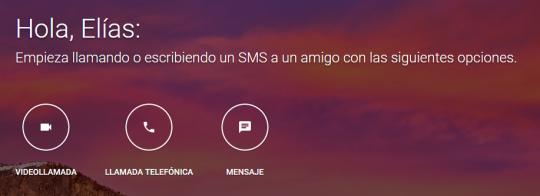 Por fin Google Hangouts tiene su propia aplicación web independiente