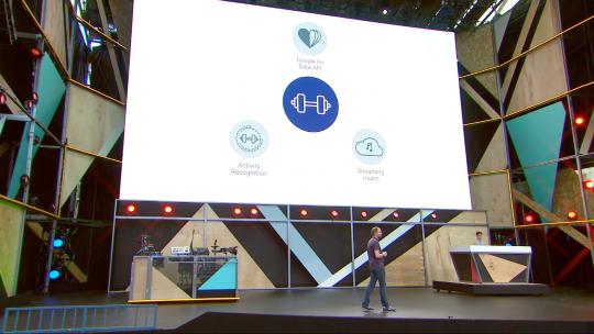 Novedades del Google I/O 2016: Android Wear 2.0