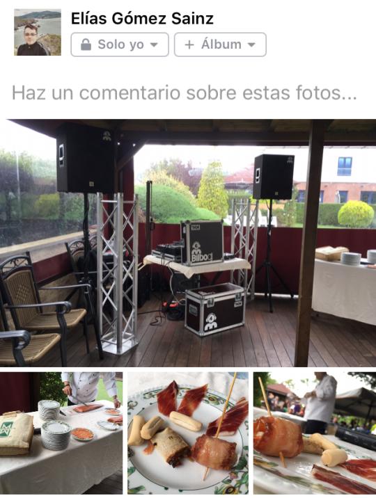 Facebook te hace collages automáticos con tus fotos