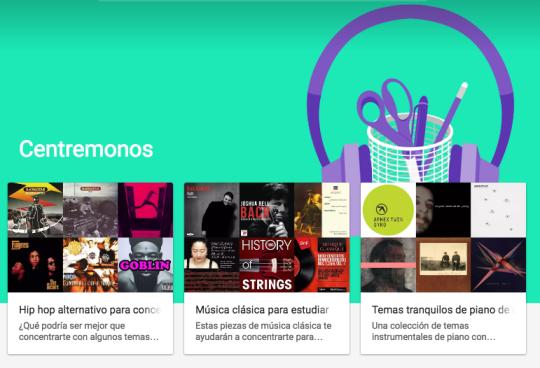 Nuevas emisoras temáticas en #GooglePlayMusic