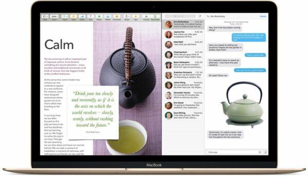 Usa la Vista Dividida de macOS para aumentar tu productividad