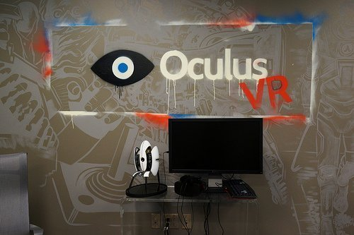Lista Robinson, Oculus, apps