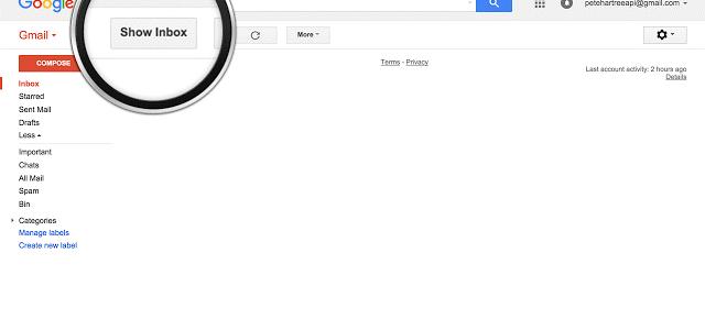 Inbox When Ready, extensión para Gmail que te ayuda a evitar mirar el correo compulsivamente