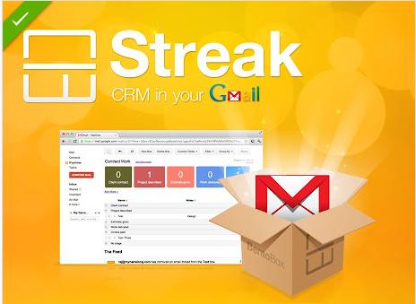 Streak para Gmail