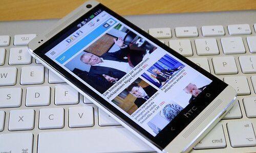 Facebook lanza su primer teléfono, el HTC First y su interfaz «Home»