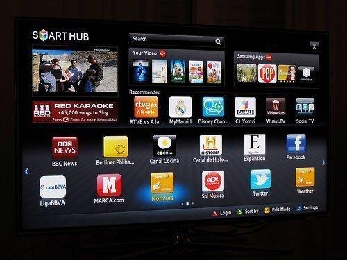 Apps para control remoto de SmartTV