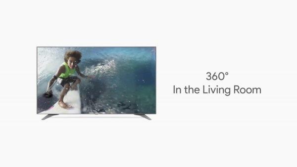 YouTube - 360 en el salón