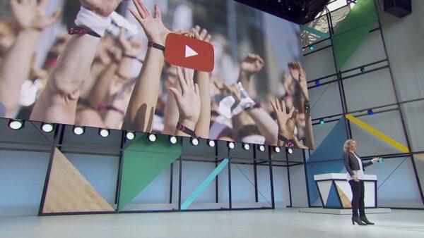 Google I/O 2017: YouTube, desde el sofá y con Super Chats
