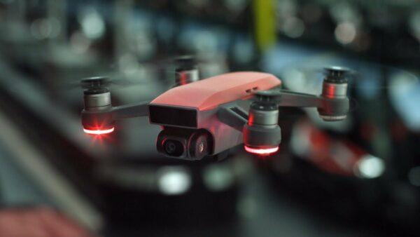 DJI, la compañia de drones por excelencia, presenta el nuevo modelo Spark