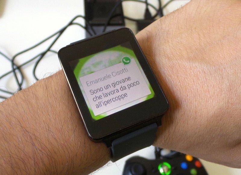 Más Android Wear
