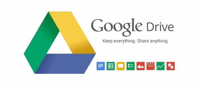 Google Drive Application Launcher