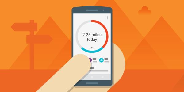 Google Fit añade medidor de calorías y nuevo widget