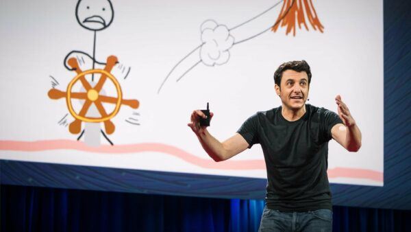Divertido vídeo que explica porqué procrastinamos. ¡Hay que controlar al mono loco!
