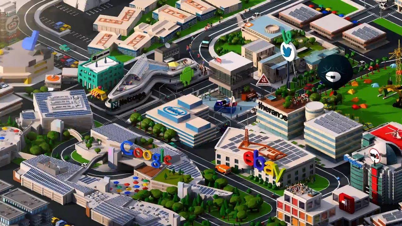 Este vídeo desgrana y explica todas las empresas y curiosidades de la intro de Silicon Valley