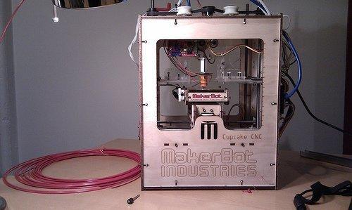 Impresora 3D y más con Gaizka
