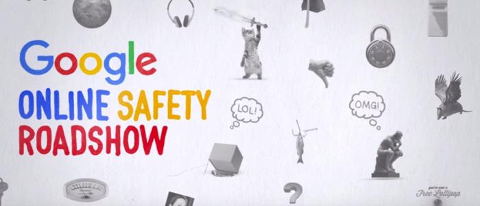 Google publica vídeos sobre seguridad online con Online Safety Roadshow