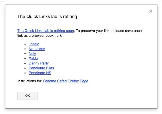 Gmail: noticias y cronología