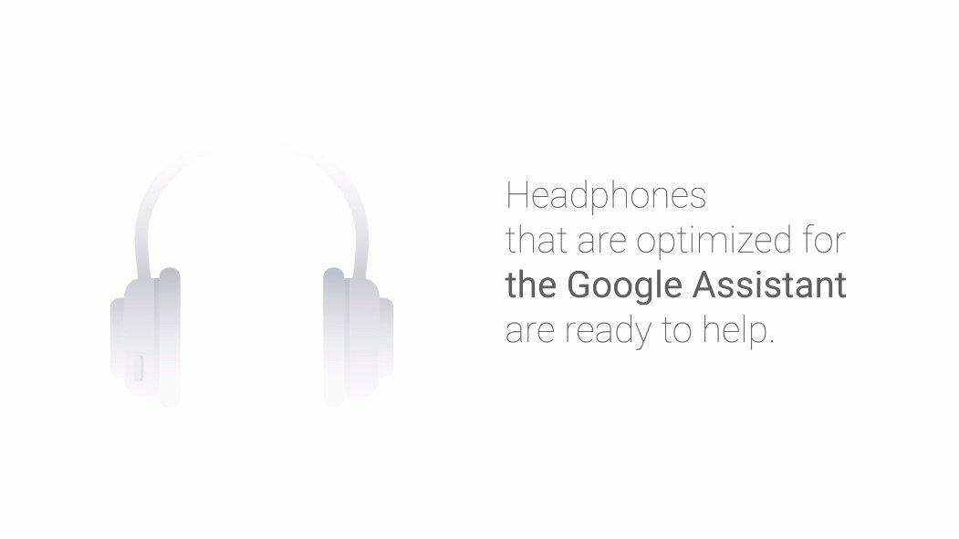 Google Assistant se integrará con auriculares compatibles