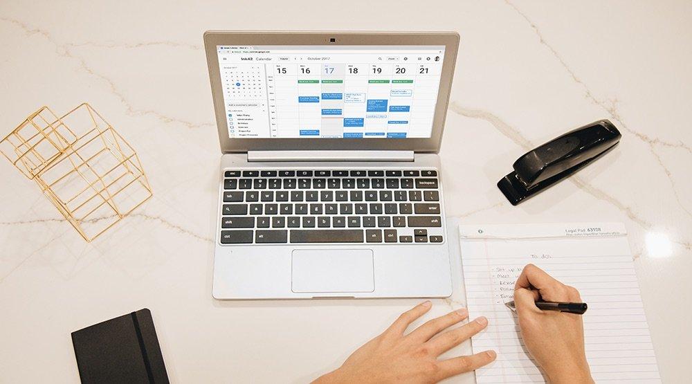 Nuevo Google Calendar y Desktop Google Keep OSX