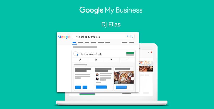 Google My Business te permite gestionar la ficha de tu negocio desde los resultados de Google