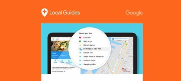 Las listas de Google Maps llegan al ordenador