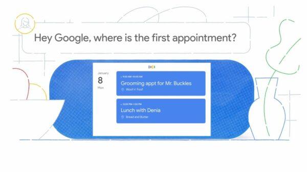 Google Assistant será compatible con dispositivos inteligentes con pantalla, a lo Amazon Echo Show