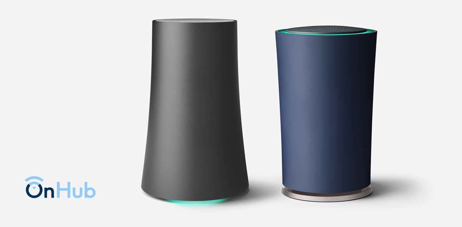 Y va Google, y te saca un router WiFi: OnHub