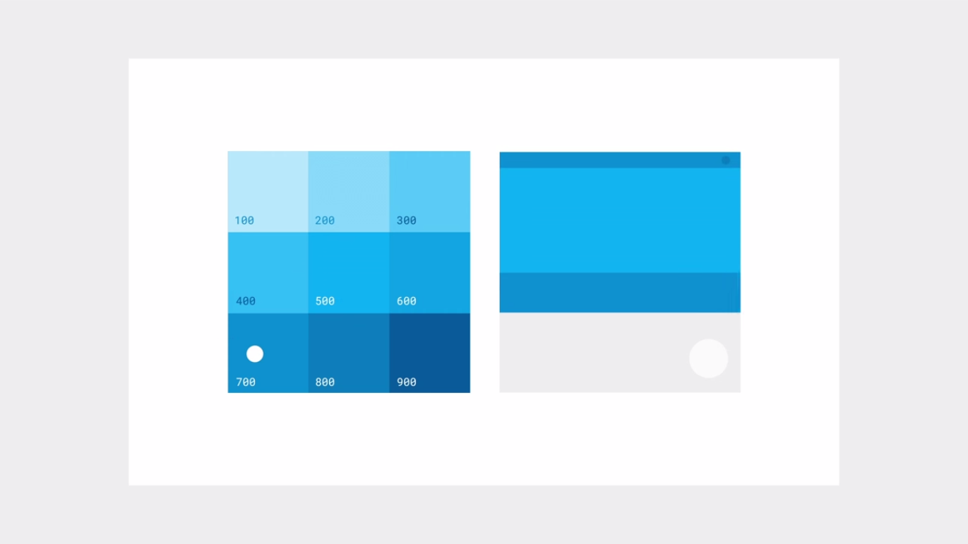 How Material Design Makes Color Easy