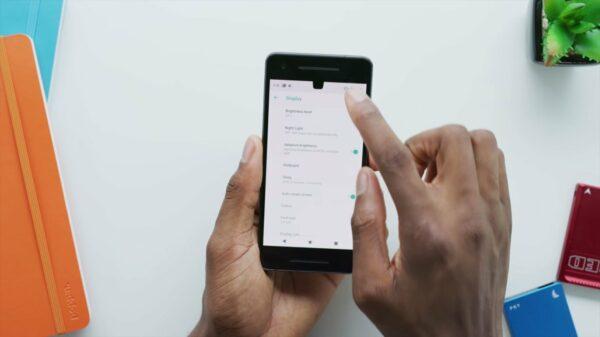 Las mejoras características de Android P según MKBHD