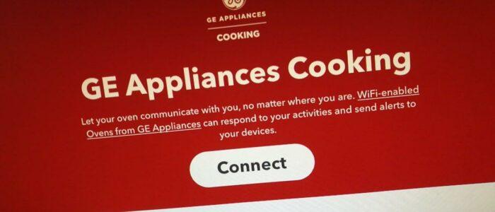 Los electrodomésticos de General Electric ya están en IFTTT