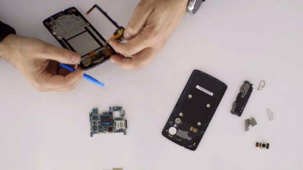 ¿Qué hay dentro de nuestros teléfonos?