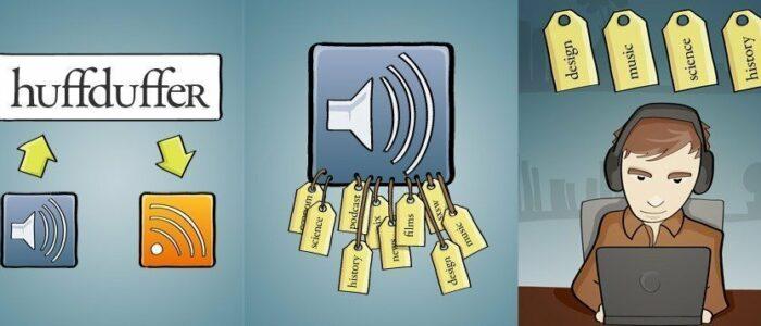 166. Huffduffer, crea tu podcast personalizado con audios de internet