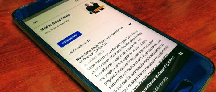 164. Google Podcasts, escucha podcasts directamente en la aplicación móvil de Google