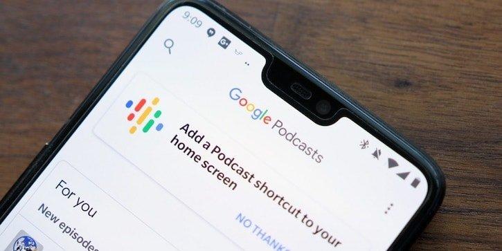 Google Podcasts ofrecerá transcripciones automáticas de los podcasts