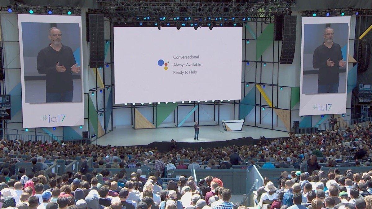 Google I/O 2017: Google Assistant, siempre dispuesto a ayudar