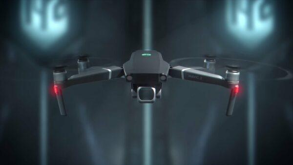 Mavic 2, uno de los nuevos drones DJI