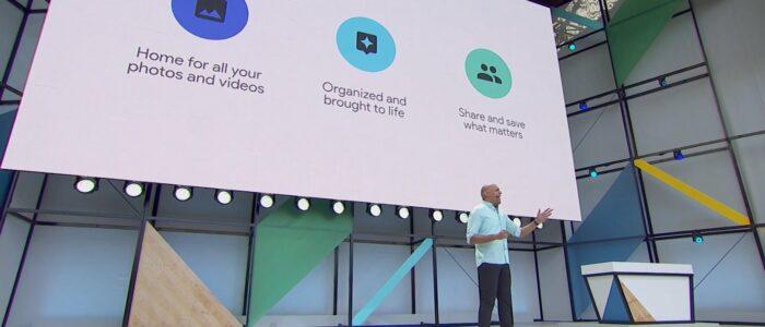 Google I/O 2017: Google Fotos, fomentando el disfrute colectivo