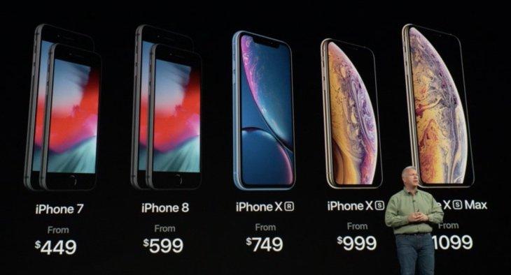 Vídeos: Apple ha renovado los iPhone con 3 modelos y el Apple Watch con la Series 4