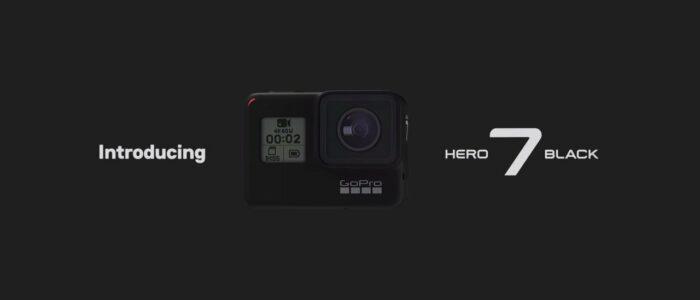 GoPro ha presentado su nueva cámara, Hero7