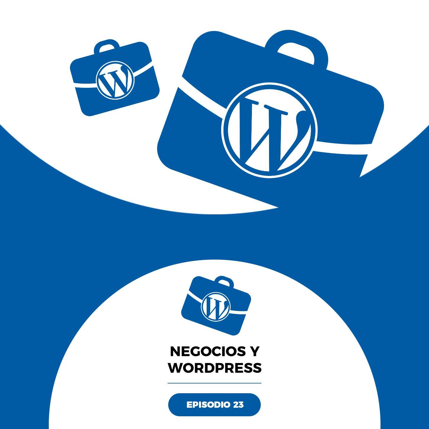 23. Simplemente Negocios y WordPress