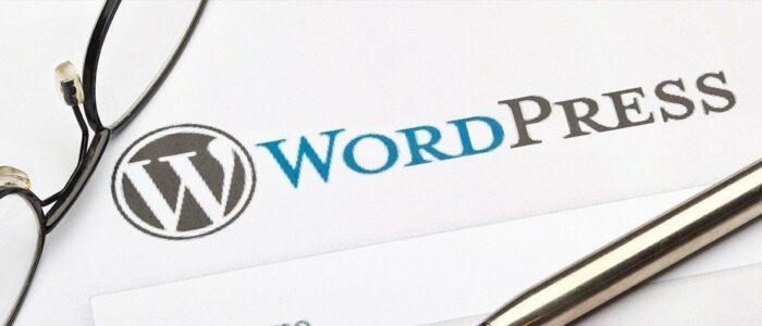 WordPress: noticias y cronología