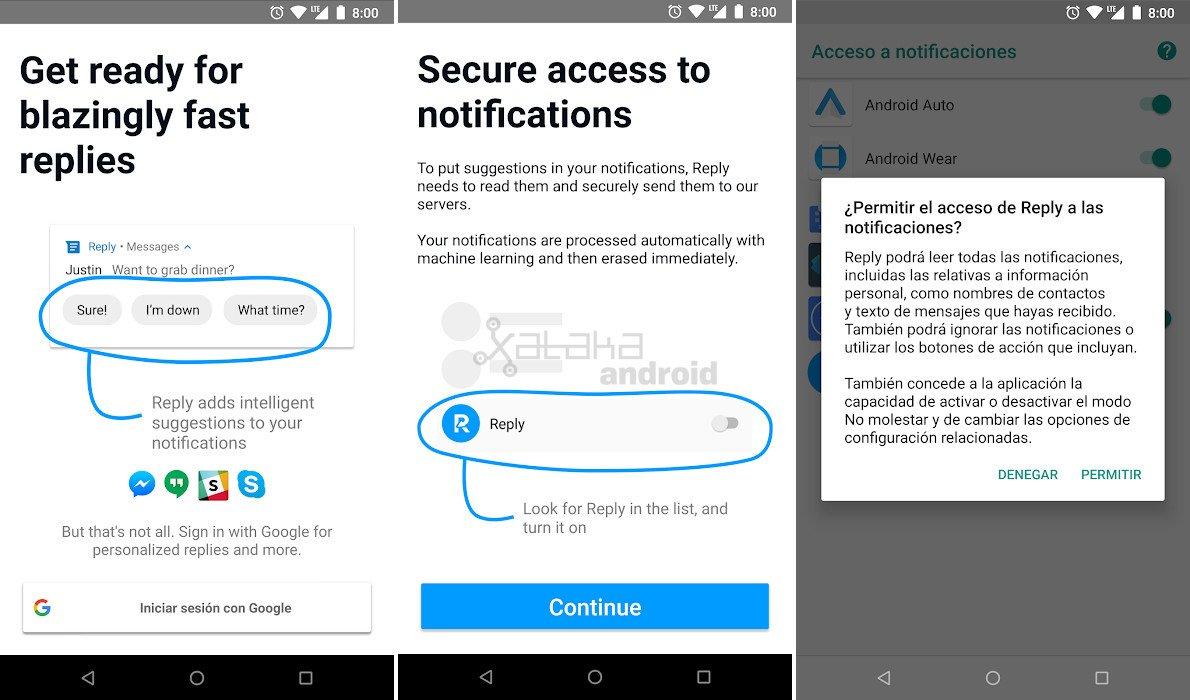 178. Google Reply, la aplicación de respuestas automáticas, termina su experimento