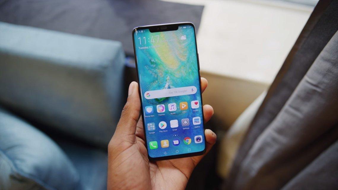 Huawei Mate 20 Pro, el primer teléfono en llevar el sensor de huellas en pantalla a las masas