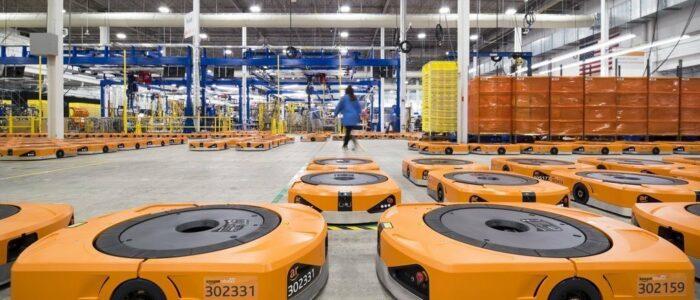 Amazon, los robots y la pérdida de puestos de empleo
