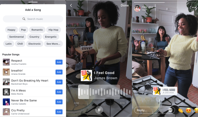 Facebook Lasso, la aplicación en desarrollo para competir con Tik Tok (Musical.ly)