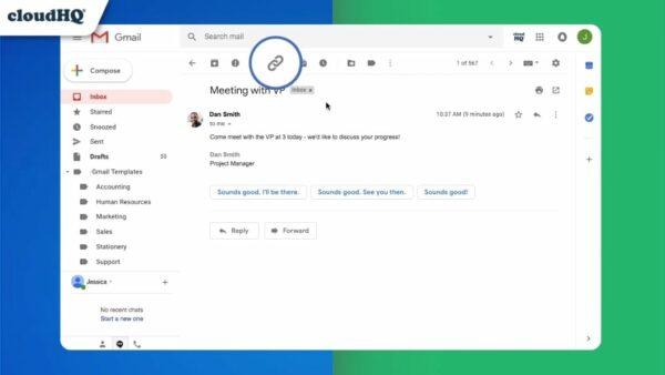 Comparte tus correos de Gmail con un simple enlace con Gmail Email Links