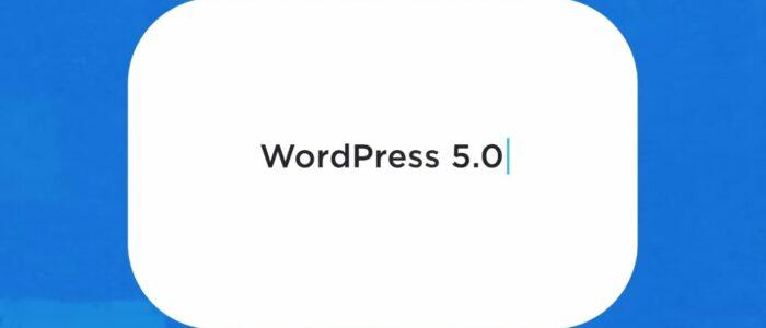 """WordPress 5.0 """"Bebo"""", la versión que incluye Gutenberg, ya se ha publicado"""