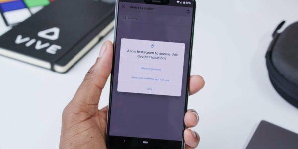 Novedades de la primera beta de Android Q