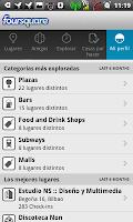Novedades en FourSquare: Explora la ciudad y compite con tus amigos con FourSquare 3.0 para iOS y Android